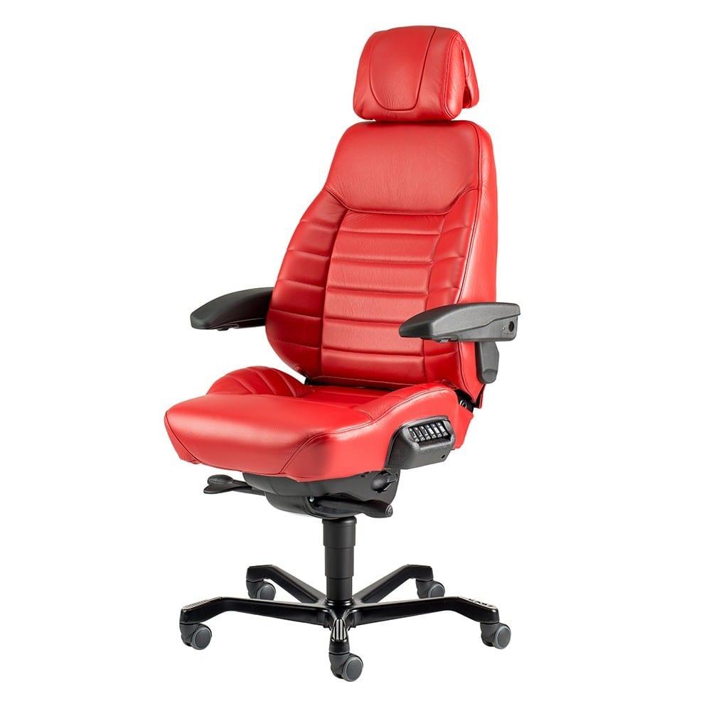 Uredska stolica ACS EXECUTIVE za 24 satnu upotrebu